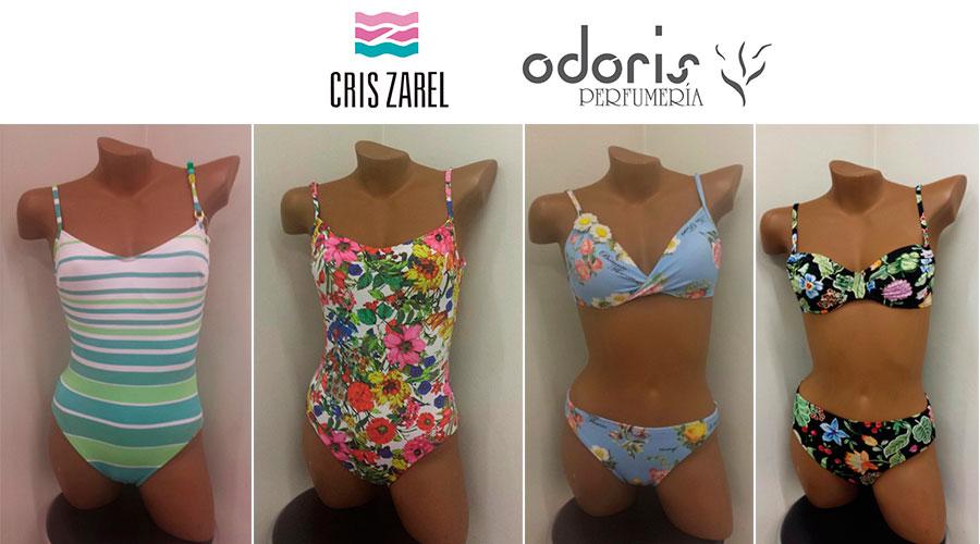 Bikinis y bañadores Cris Zarel