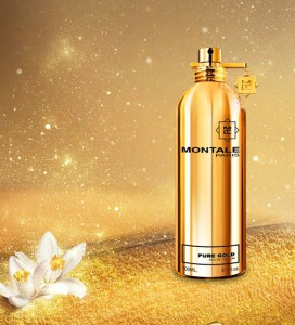 Perfume Montale Pure Gold