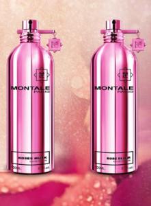 Perfume Montale Rose Musk & Elixir