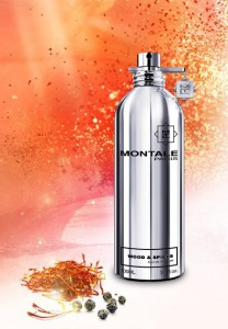 Perfume Montale Wood&Spices
